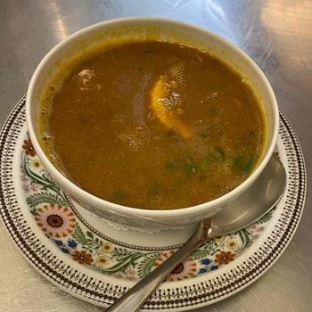 Malagatani soup